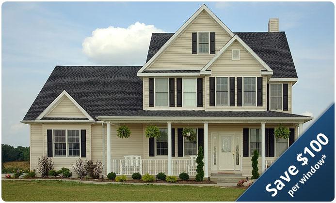 American Home Design Windows American Home Design