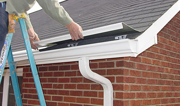 American Home Design on Gutter Protection  Gutters   American Home Design In Nashville  Tn