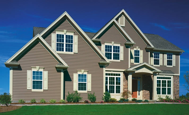 Vinyl Siding For Your Home Color Of Siding Profile Or
