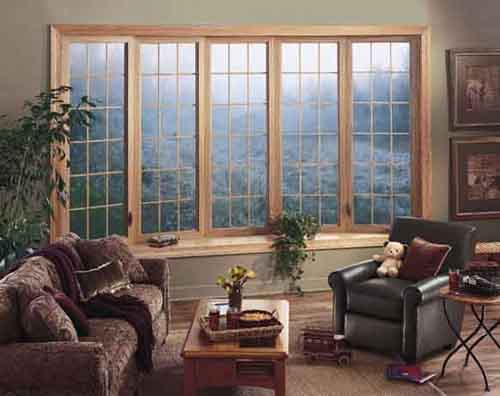 Bow Replacement Windows American Home Design In Nashville Tennessee