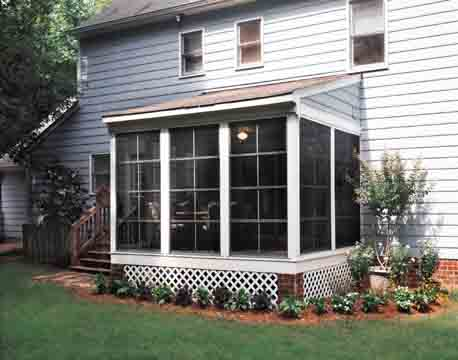 Eze Breeze Sunroom American Home Design In Nashville Tn