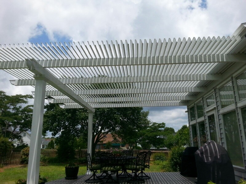 Outdoor Living Spaces Nashville Tn