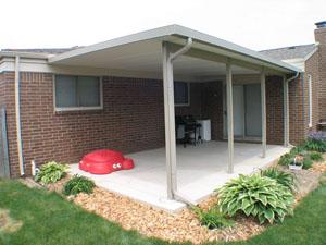 Patio Cover Nashville TN | American Home Design Advantages