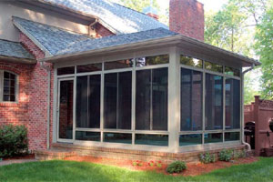 Beautiful Sunrooms For Homes In Cookeville, TN