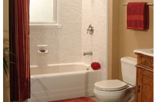 Bathroom Remodeling Clarksville TN General Contractors - Old bathroom renovation