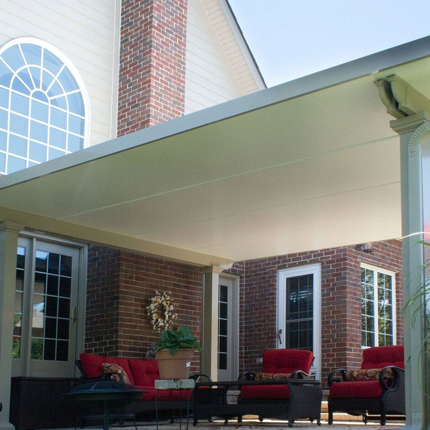 Patio Covers Nashville Tennessee: Patio Cover