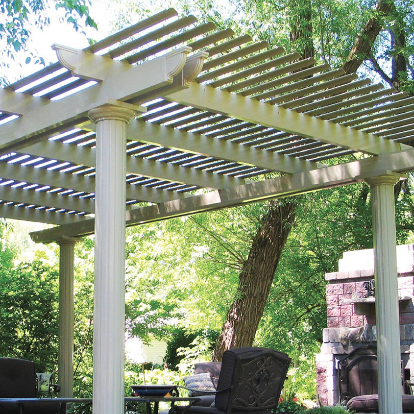 on your new pergola select an outdoor product sunrooms pergolas patio