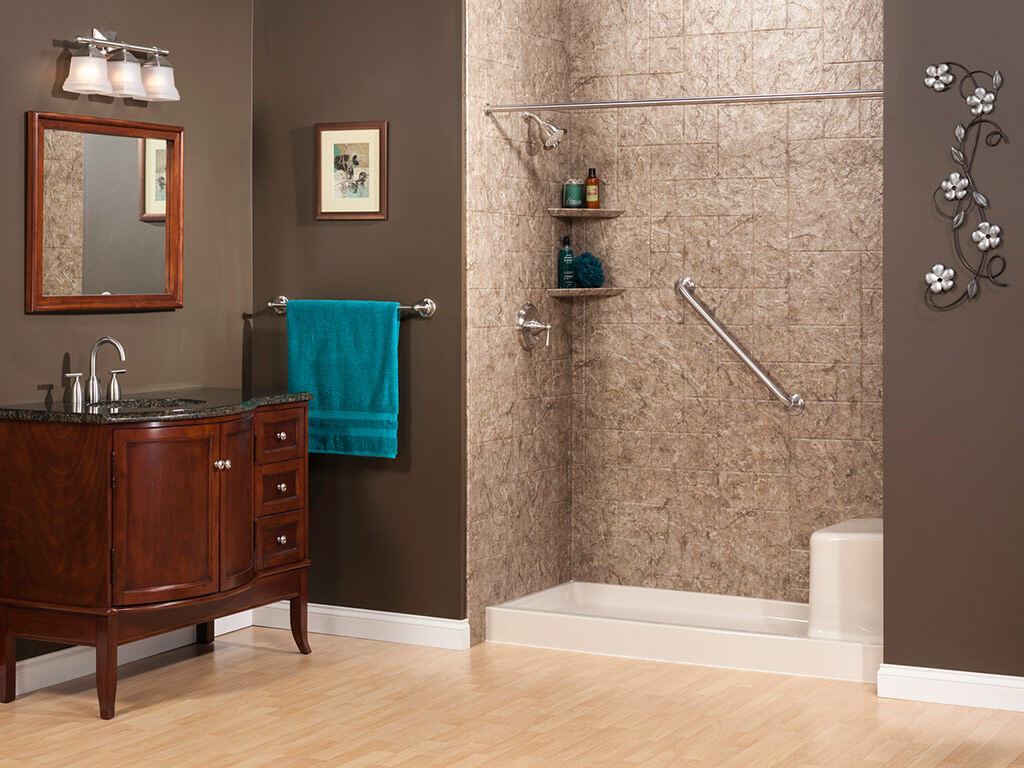 Shower remodeling nashville franklin goodlettsville for Bathroom designs lebanon