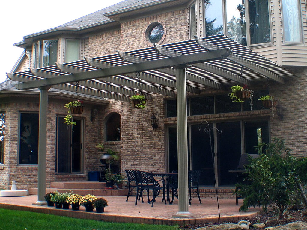 Deck Under Cover American Home Design In Nashville Tn