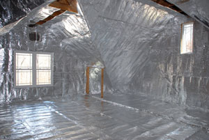 Home Insulation Nashville Brentwood Gallatin