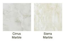 Cirrus Marble, Sierra Marble
