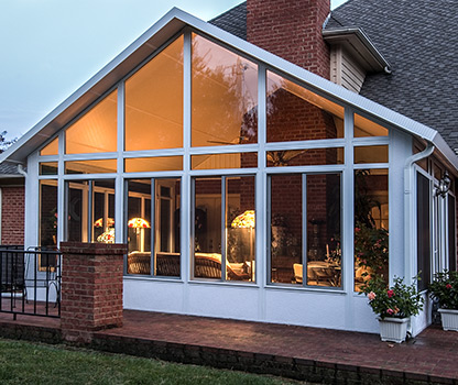 Nashville Sunrooms, Patio Room, Sun Room, & Screen Rooms