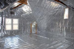 Radiant Barrier Insulation Nashville Hermitage